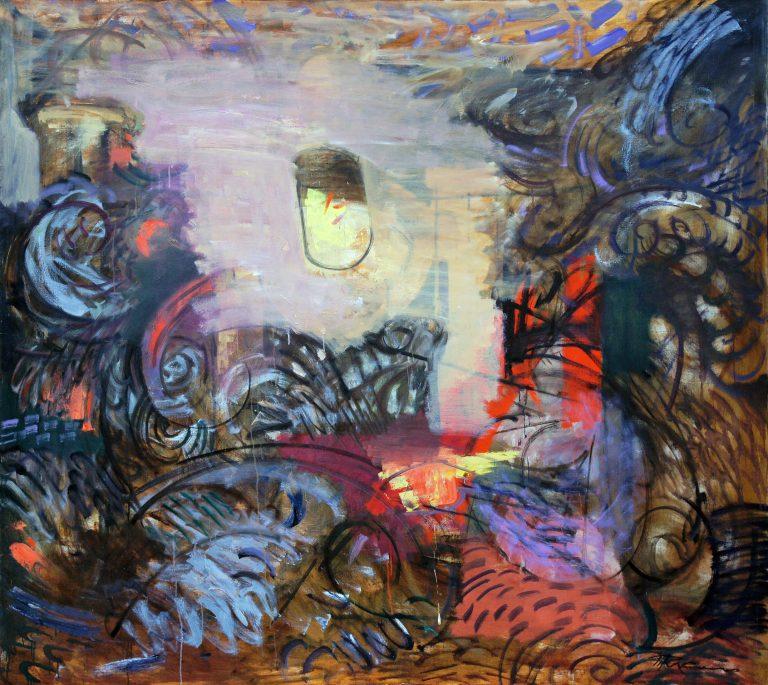 ВИРТУАЛЬНЫЙ МУЗЕЙ СОВРЕМЕННОГО УКРАИНСКОГО ИСКУССТВА: Василий Рябченко — имя отца и сына