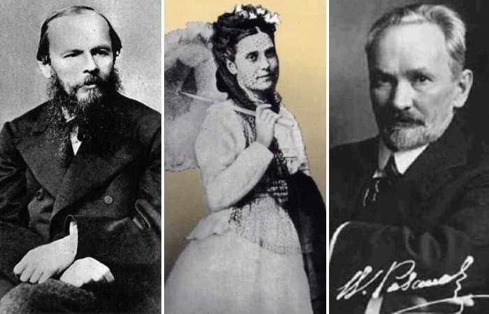 165 лет со дня рождения Василия Розанова, философа, плененного гением Достоевского
