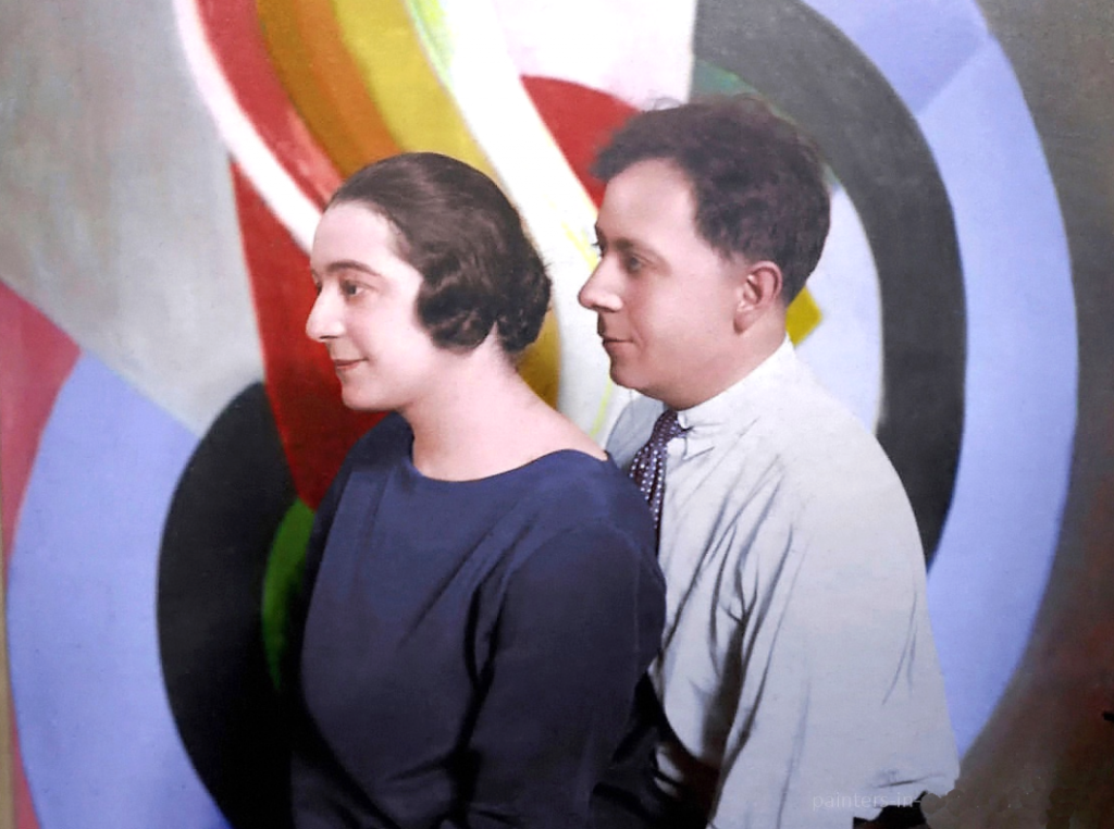 КОРНИ И КРЫЛЬЯ с Борисом Бурдой: Соня Делоне из Одессы - известная художница-абстракционистка и кавалер Ордена Почётного легиона