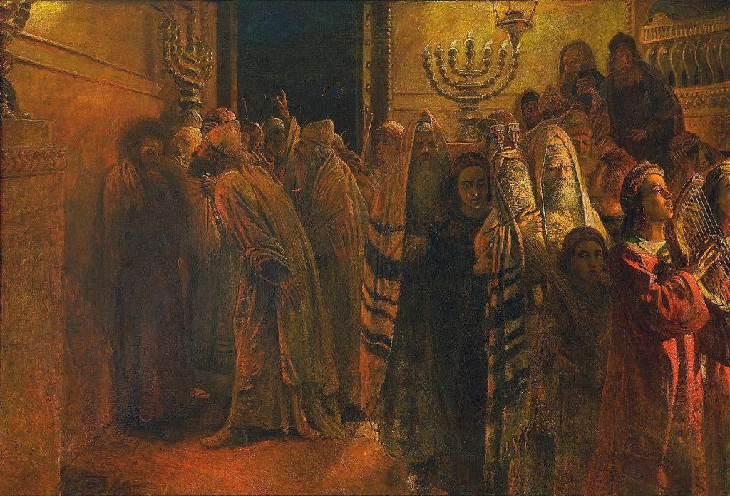 Иконопись и религиозная живопись в православном искусстве 14-19 веков (Часть II)