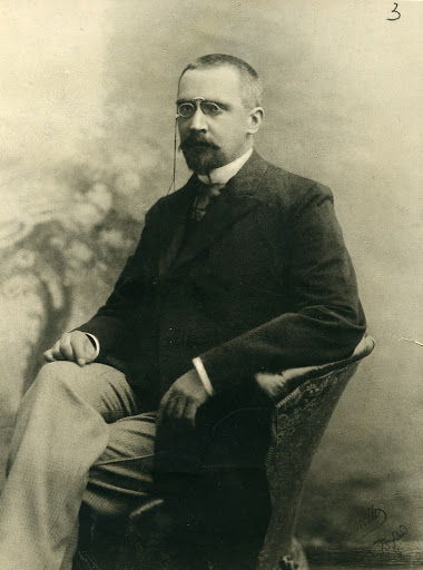 ROOTS AND WINGS with Boris Burda: Nikolay Gamaleya from Odessa (Ukraine) – one of the founders of the national microbiology and epidemiology
