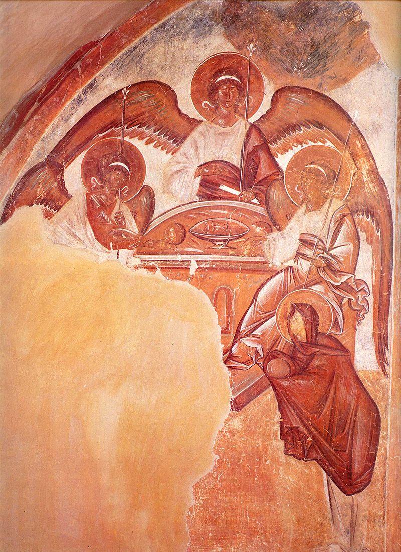 Иконопись и религиозная живопись в православном искусстве 14-19 веков (Часть I)