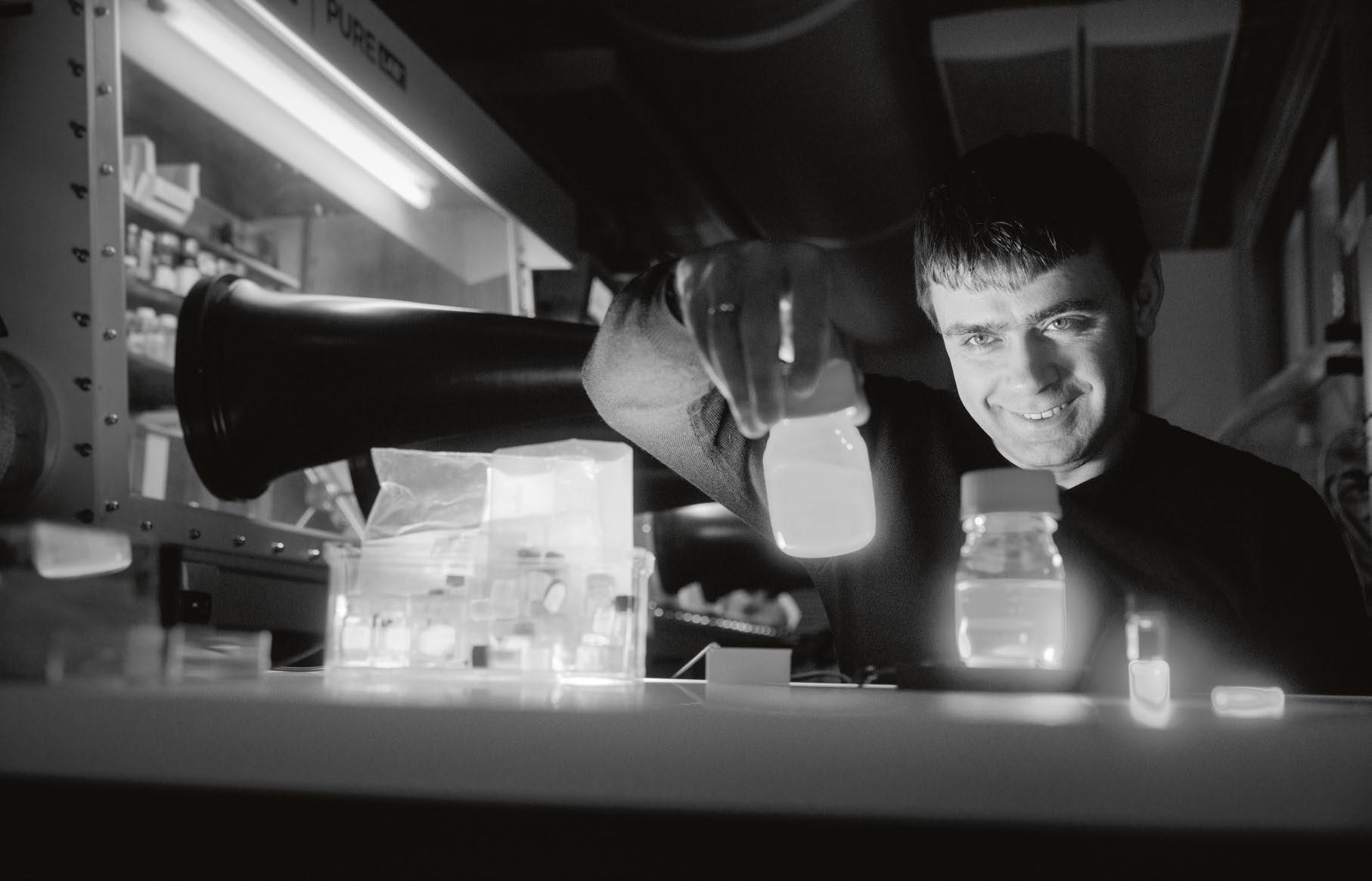 РАЗГОВОР С УЧЕНЫМ: Максим Коваленко, обладатель премии Рёсслера, — восходящая звезда мировой науки