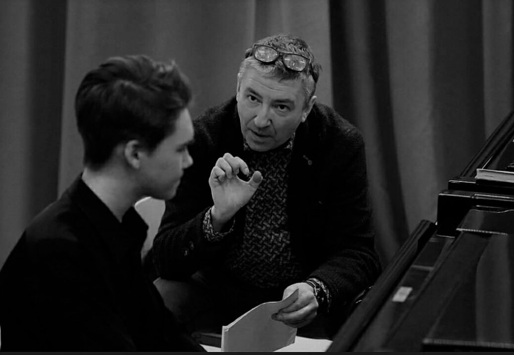 """Pianist Vadim Palmov: """"Good music grows over time and needs a new pronunciation"""""""