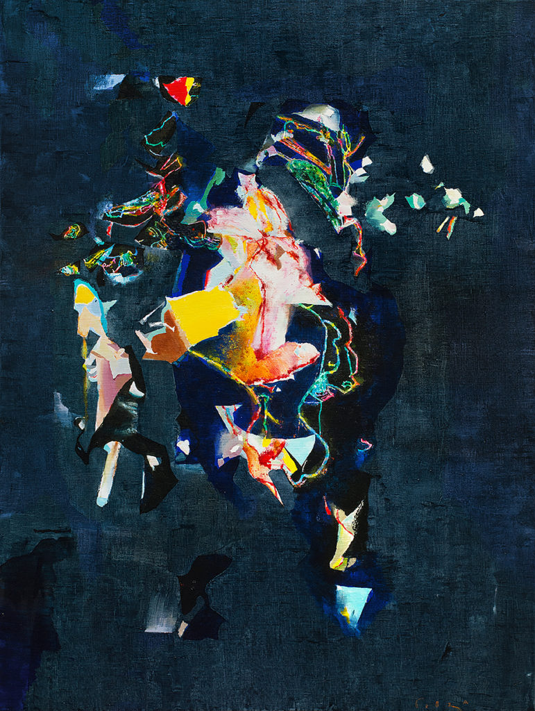 """Virtual Museum of Contemporary Ukrainian Art: Peter Bevza. """"Our path is a search for balance"""""""
