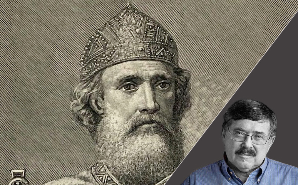 ROOTS AND WINGS with Boris Burda: Vladimir the Great - Prince of Kiev, who baptized Russia (Part I. Pagan)