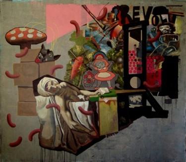VIRTUAL MUSEUM OF CONTEMPORARY UKRAINIAN ART: Anton Solomukha - like everyone else and not like anyone else