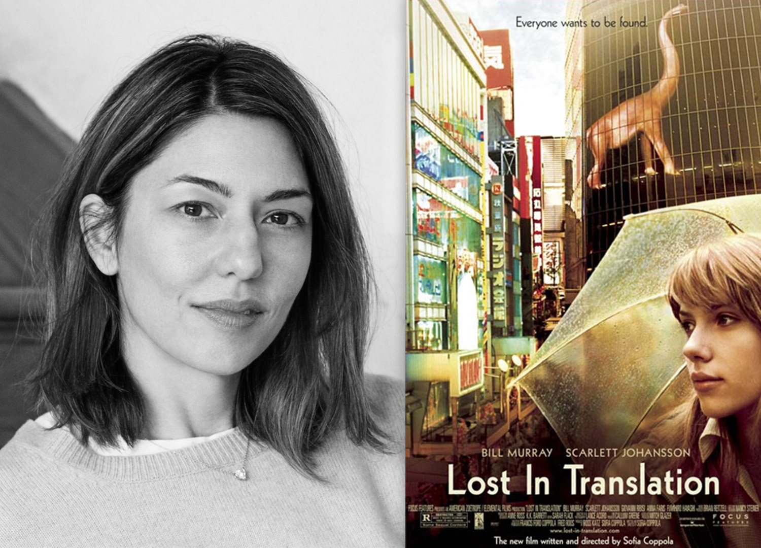 CINOSOPHY: Film with meaning Lost in Translation, directed by Sofia Coppola