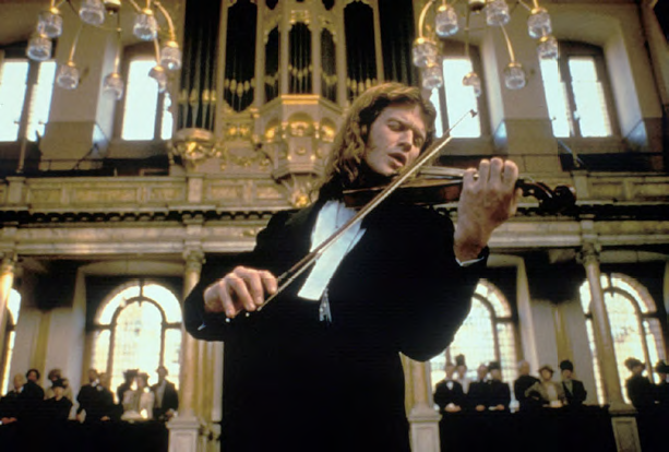 JOSHUA BELL'S RED VIOLIN: hundreds of years between God and devil ...