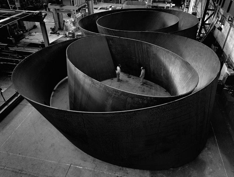 РИЧАРД СЕРРА: как закалялась сталь