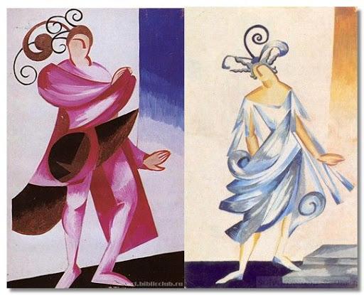КОРНИ И КРЫЛЬЯ с Борисом Бурдой: Александра Экстер — украинская художница-авангардистка, одна из основоположниц стиля ар-деко