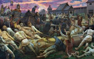 ROOTS AND WINGS with Boris Burda: Vladimir the Great - Prince of Kiev, who baptized Rus' (Part II. Christian)
