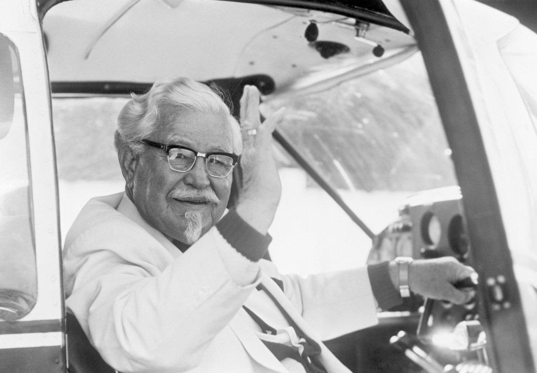 ПОЛКОВНИК САНДЕРС: как разбогатеть на фастфуде в 65 лет и стать символом Америки