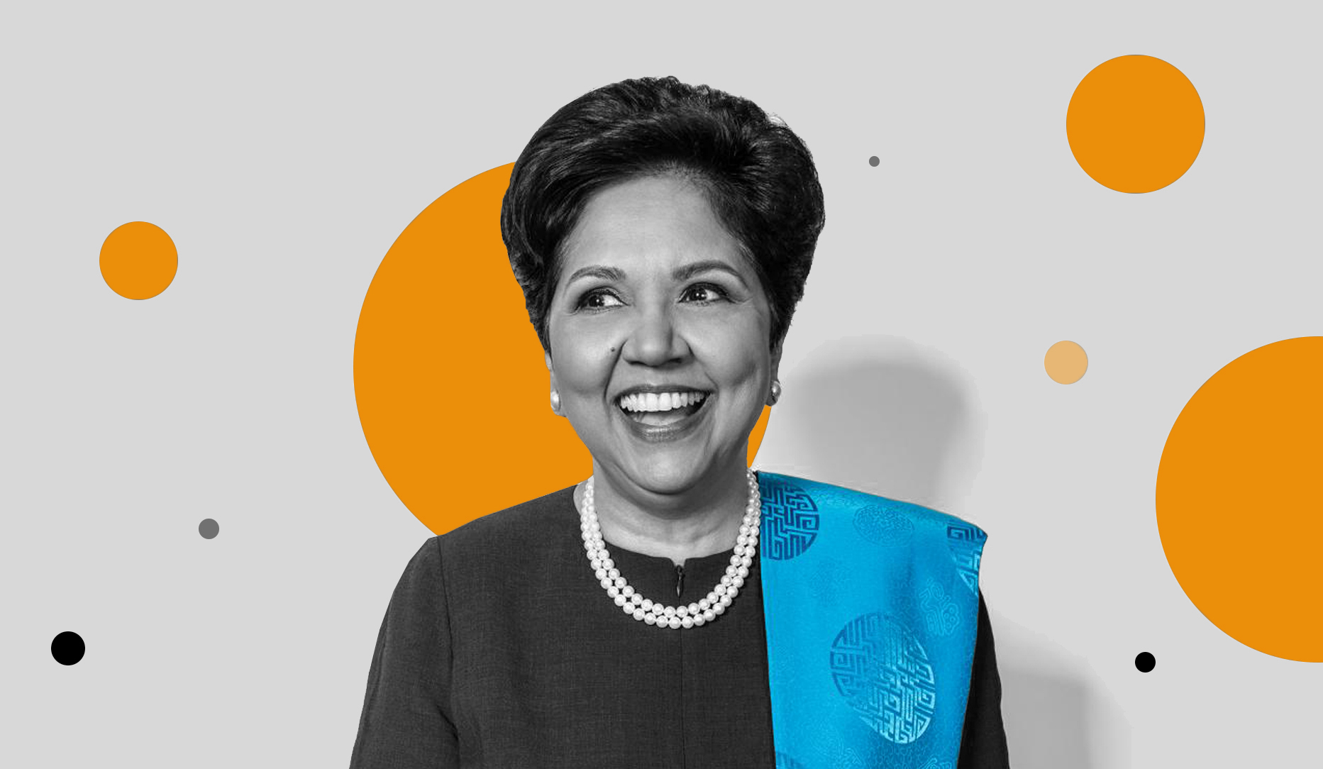 """""""Dig deep. Be curious. Because once you get into the details, you can make much more complex decisions"""". Indra Nooyi's Leadership Rules, ex-CEO of PepsiCo"""