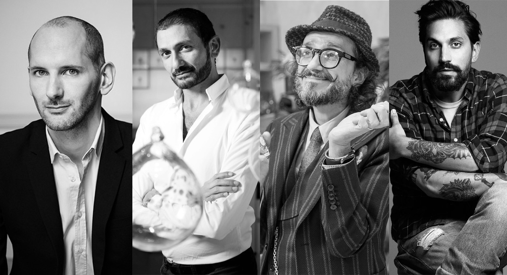 NEW ALCHEMISTS: Perfumers Quentin Bisch, Francis Kurkjian, Paolo Terenzi and Ben Gorham about the Fragrances of the Future