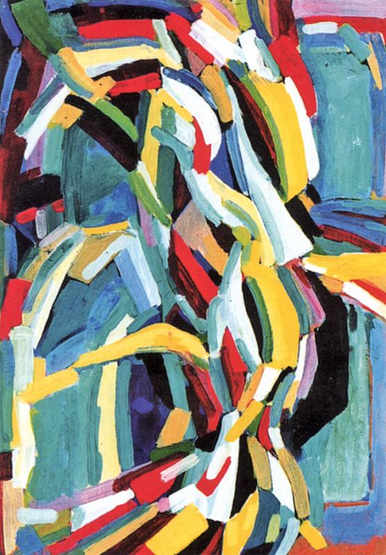 ВИРТУАЛЬНЫЙ МУЗЕЙ СОВРЕМЕННОГО УКРАИНСКОГО ИСКУССТВА: поэзия, музыка и свет Григория Гавриленко