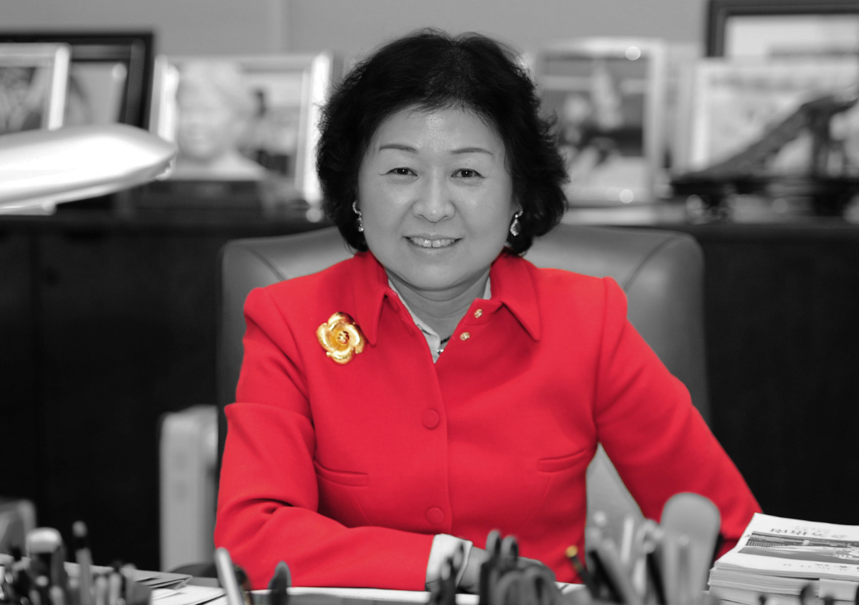 MULAN AND HER DRAGONS: how Zhang Yin became China's most successful woman