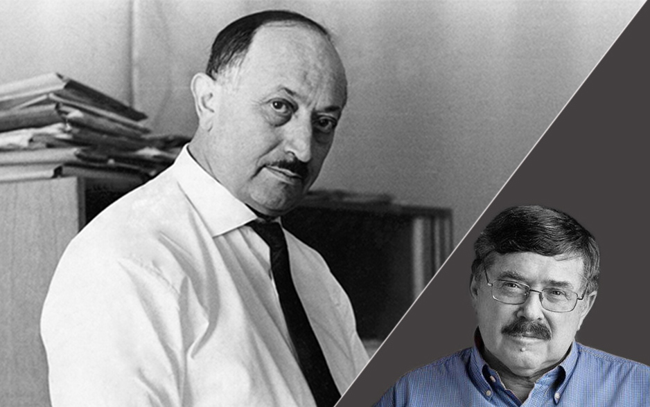 """ROOTS AND WINGS with Boris Burda: Simon Wiesenthal - """"Nazi hunter"""" from Buchach, Ternopil region"""
