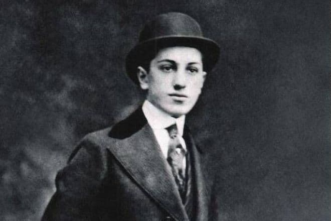 ROOTS AND WINGS with Boris Burda: George Gershwin, the son of an immigrant from Odessa (Ukraine), is internationally famous pianist and composer
