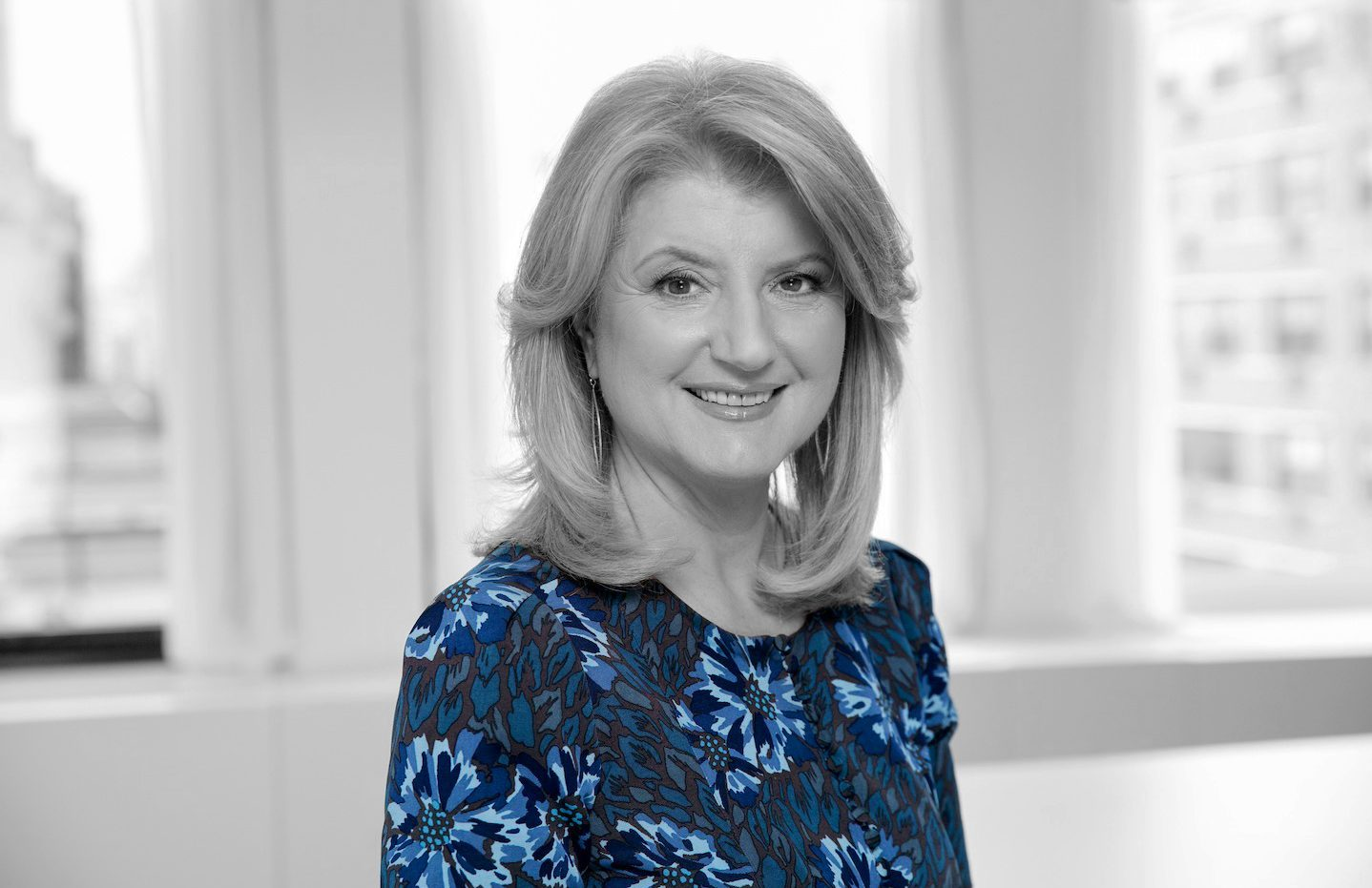ARIANNA'S THREAD. The rules of life and leadership of the founder of the media portal The Huffington Post Arianna Huffington