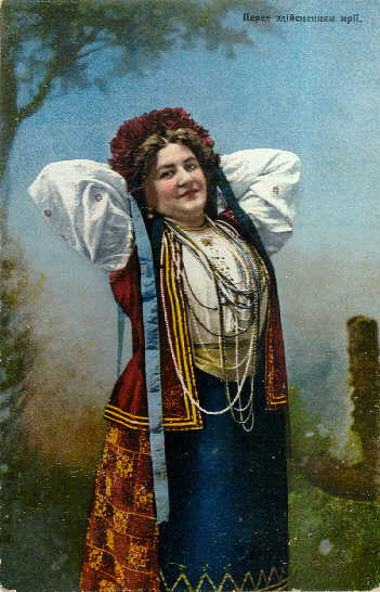 ROOTS AND WINGS with Boris Burda: Maria Zankovetska from the Chernihiv region - the star of the Ukrainian theater of the late 19th and early 20th centuries