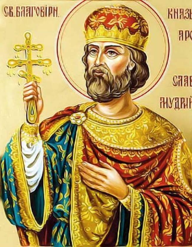 ROOTS AND WINGS with Boris Burda: Yaroslav the Wise – the great ruler of Kievan Rus' (Part II. Prince)