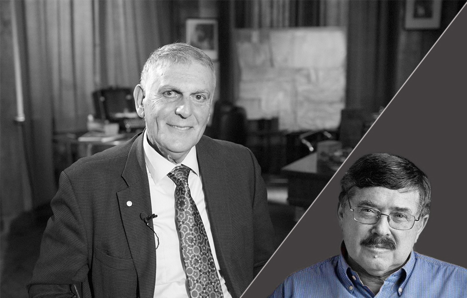 КОРНИ И КРЫЛЬЯ с Борисом Бурдой: Дан Шехтман из семьи украинских иммигрантов — лауреат Нобелевской премии по химии 2011 года